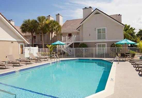 Residence Inn Boca Raton: Outdoor Pool