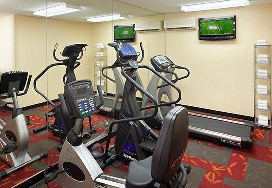 Residence Inn Boca Raton: Fitness Center