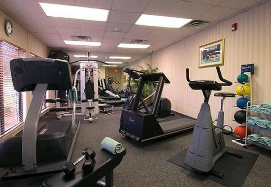 Residence Inn Rochester: Fitness Center