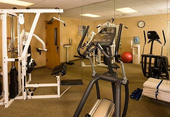 Bothell, WA: Fitness Center