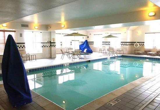 ‪‪Residence Inn Billings‬: Indoor Pool & Whirlpool‬