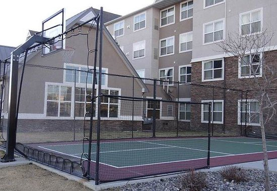 ‪‪Residence Inn Billings‬: Sport Court‬