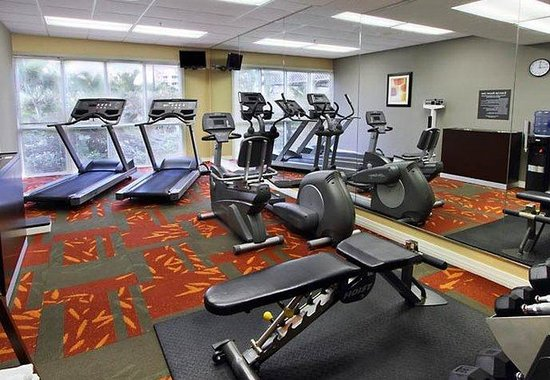 Residence Inn Cape Canaveral Cocoa Beach: Fitness Center