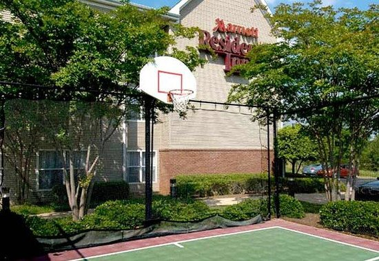 Residence Inn Greenville-Spartanburg Airport: Sport Court