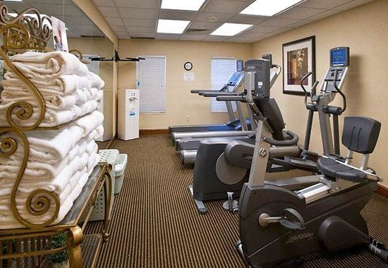 Residence Inn Greenville-Spartanburg Airport: Fitness Center