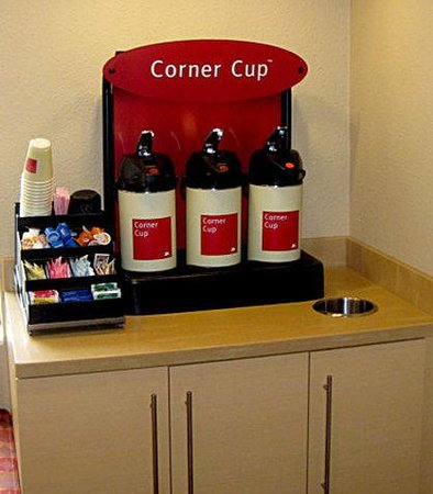 TownePlace Suites Baton Rouge South: Corner Cup