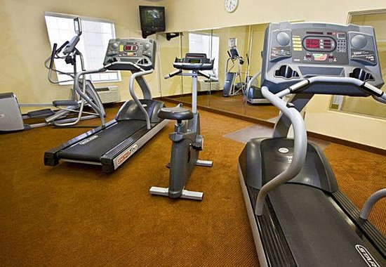 TownePlace Suites Albuquerque Airport: Fitness Center