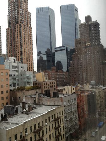 Holiday Inn Midtown / 57th St : VIEW