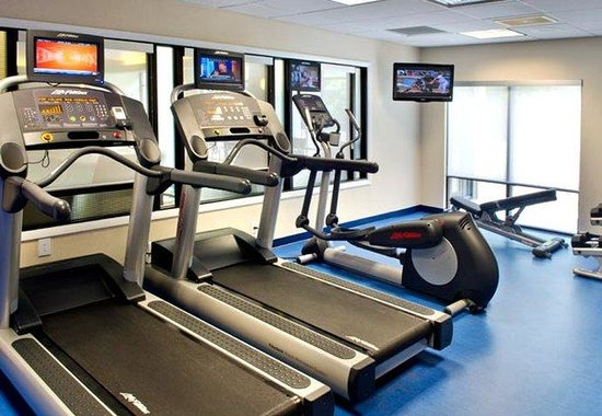 Andover, MA: Fitness Center