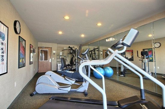 South Beloit, IL: Fitness Center