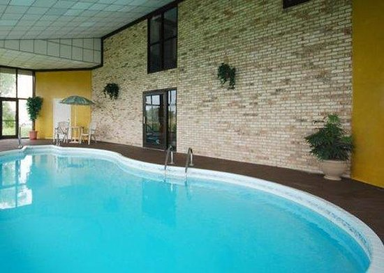 Comfort Inn West: Pool