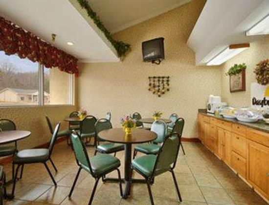 Days Inn Kingsport/Downtown: Breakfast Area