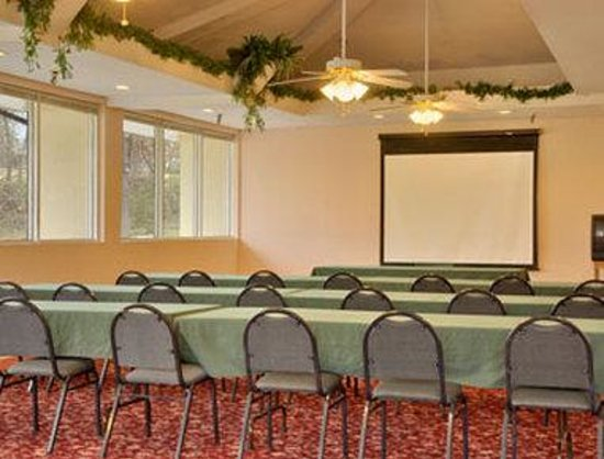 Days Inn Kingsport/Downtown: Meeting Room