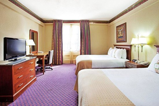 Holiday Inn New Orleans - Chateau Lemoyne: Double Bed Guest Room