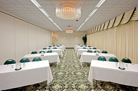 Horseheads, NY: Meeting Room Set Up