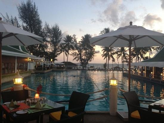 Le Meridien Phuket Beach Resort: Add a caption