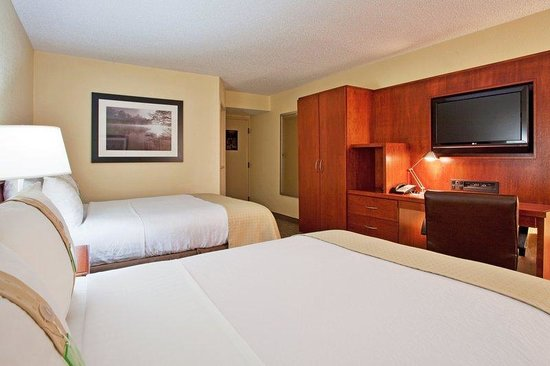 Holiday Inn Atlanta Downtown: Double Bed Guest Room