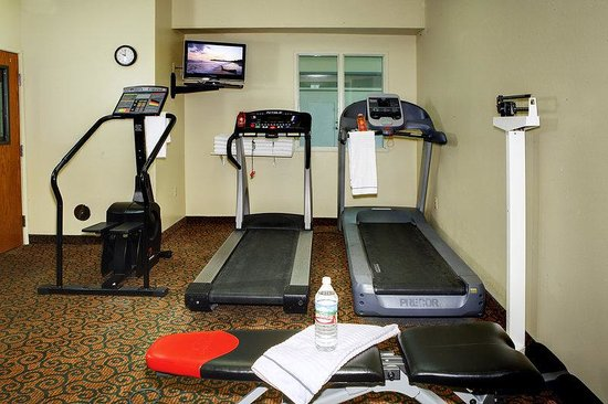 Holiday Inn Express Anchorage: Fitness Center