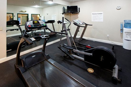Holiday Inn Express Tell City: Fitness Center