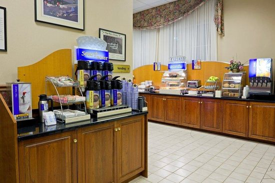 ‪‪Pittston‬, بنسيلفانيا: Breakfast Area‬