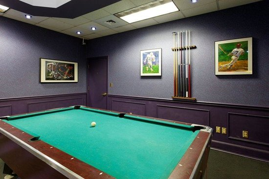 Springfield, VT: Your family will love our on-site Game Room.