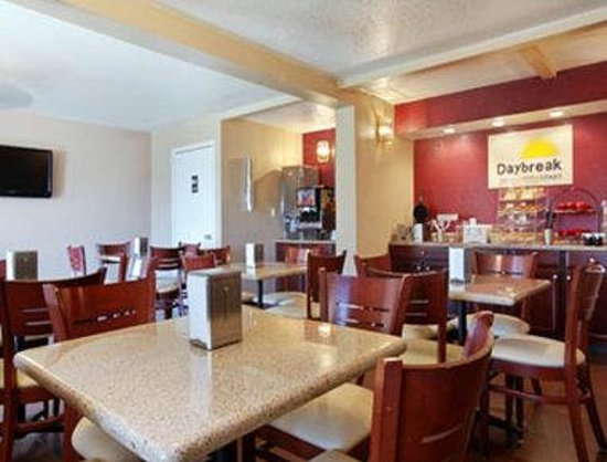 Days Inn Phoenix Metro Center: Breakfast Area