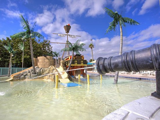 International Palms Resort & Conference Center Cocoa Beach: Pirate Pool