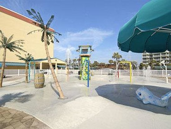 Ramada Plaza Fort Walton Beach Resort/Destin: Splash Garden Water Park
