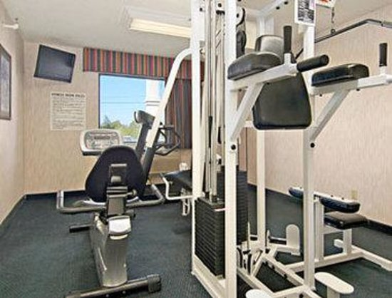 Ramada Oklahoma City South: Fitness Center