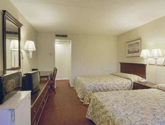 Travelodge Virginia Beach: Guest Room