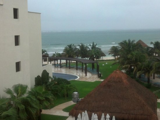Secrets Silversands Riviera Cancun: Another ocean view from Silversands 4415
