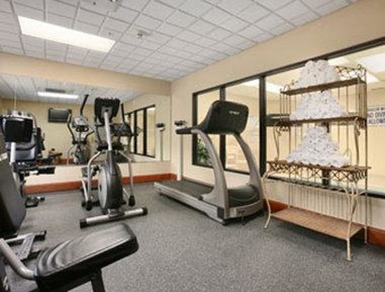 Garner, NC: Fitness Center