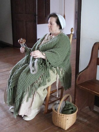 Pittsfield, MA: Our docent