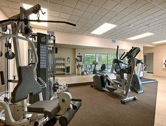 Ellicottville, NY: Fitness Center