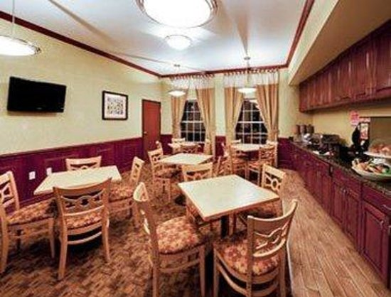 Hawthorn Suites by Wyndham Corpus Christi: Breakfast Area/Dining