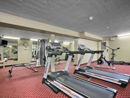 Owen Sound, Canada: Fitness Center