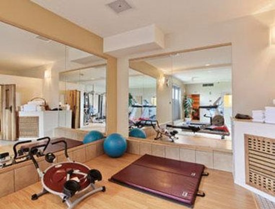 Leduc, Canada: Fitness Center
