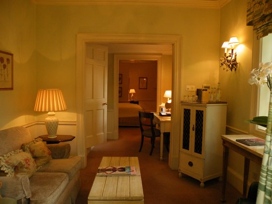 Royal Crescent Hotel: Beautiful room
