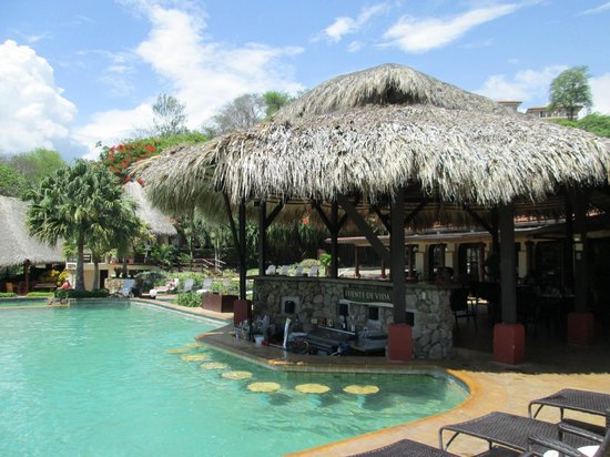 Hilton Papagayo Costa Rica Resort & Spa: pool beach