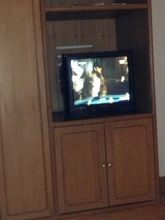 Windsor Suites Hotel Bangkok: TV in the room