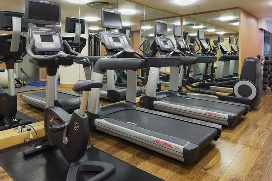 Crowne Plaza London - The City: Fitness Center