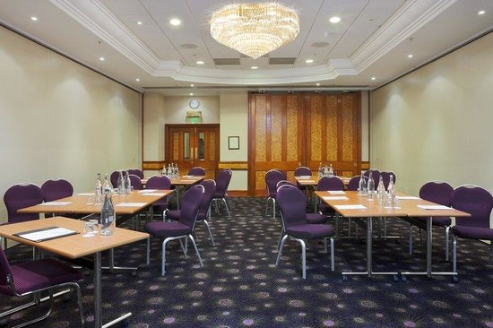 Holiday Inn London - Kings Cross / Bloomsbury: Conference Room