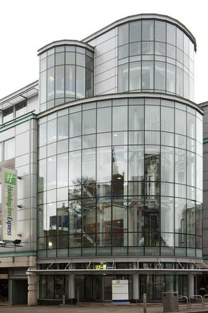 Holiday Inn Express Nottingham City Centre : Hotel Exterior