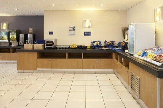 Holiday Inn Express Nottingham City Centre : Express Start Hot Breakfast