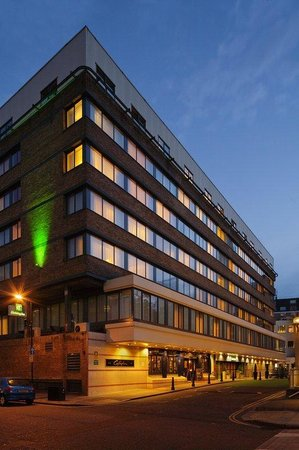 Holiday Inn London Bloomsbury: Exterior Feature