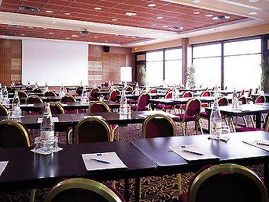 Novotel Marne La Vallee Collegien: Meeting Room