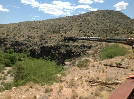Clarkdale, AZ: The SOB (Superintendent of Bridges) Bridge