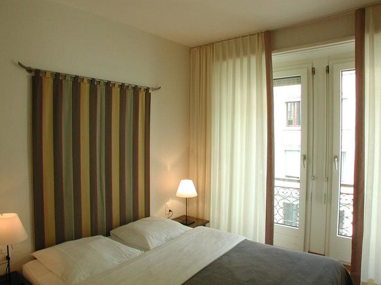 Scheuble Swiss Q Hotel: Guest Room