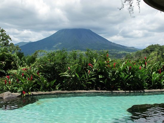 The Springs Resort and Spa at Arenal: View from Hotel
