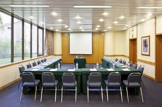 Holiday Inn Lisbon - Continental: Meeting Room Vasco da Gama